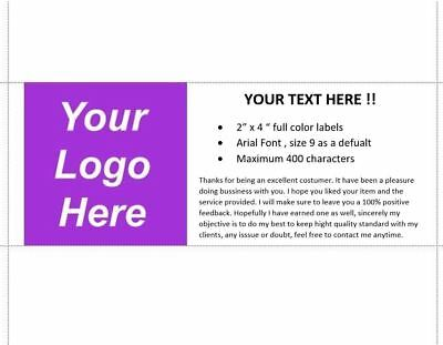 """2/"""" PERSONALIZED CUSTOM STICKERS LABELS BABY SHOWER WEDDING GRADUATION #5P"""