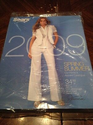 2009 Sears Spring And Summer Catalog