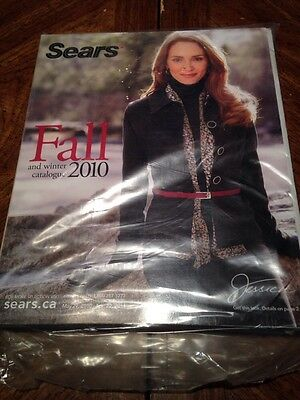 2010 Sears Fall And Winter Catalog