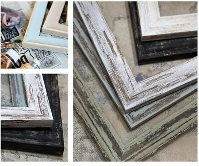 Photo/Picture Frame/Antique/Vintage/Shabby Chic Distressed Various Size
