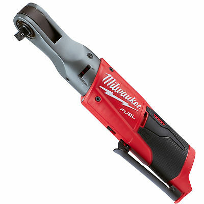 "Milwaukee 2557-20 M12 Fuel 12V Li-Ion Cordless 3/8"" Ratchet (Tool-Only) New"