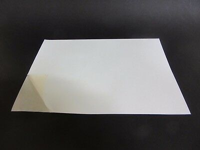 DOUBLE SIDED ADHESIVE STICKY A4 SHEETS - Pack of 10