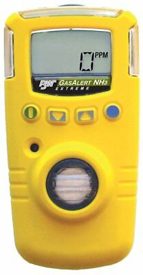 BW Technologies GAXT-A2-DL GasAlert High Range Ammonia NH3 Single Gas Detector