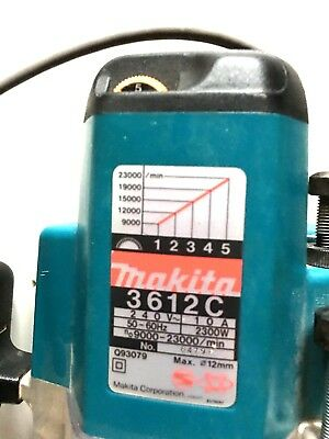 Makita Electronic Router