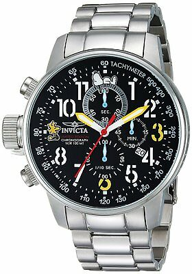 Invicta 25008 Character Collection Men's 46mm Chronograph Stainless Steel Watch