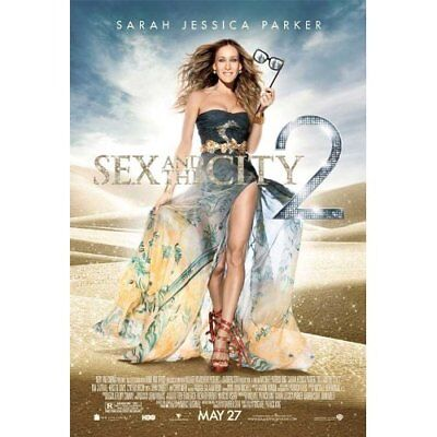 Sex and the City 2 movie poster - Sarah Jessica Parker - 11 x 17 inches