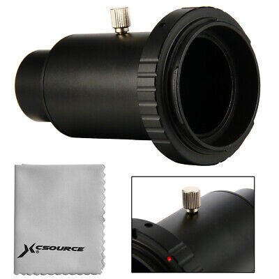 T-Ring + 1.25 inch Telescope Mount Adapter + Extension Tube for Nikon DSLR DC619