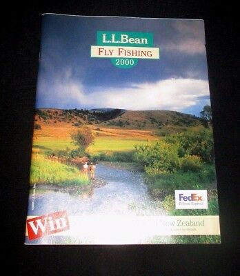 L.l. Bean - Fly Fishing 2000 Catalog - 99 Pages