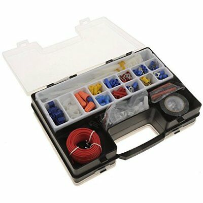 Dorman 85695C Terminal Repair Kit with Dual-Sided Carrying Case - 208 Piece