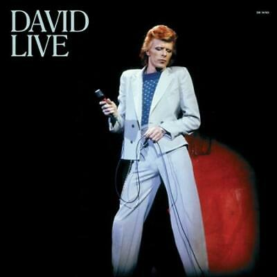 David Bowie - David Live [2005 Mix] New Cd