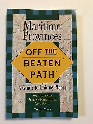 Maritimes Off The Beaten Path, Guide To Unique Places, Canada Travel Adventure