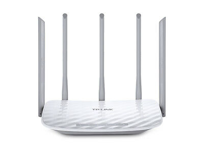 TP-Link Archer C60 AC1350 1350Mbps Dual Band Wireless Gigabit Router USB WIFI