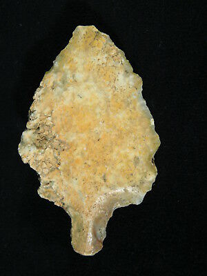 A BIG 55,000-12,000 Year Old! Stemmed Aterian Arifact Found in Algeria! 55.0gr e