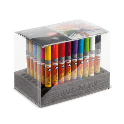 Molotow One4All Acrylic Twin Complete Kit (50)