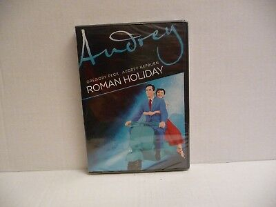 Roman Holiday (DVD, 2011) Audrey Hepburn NEW* SEALED
