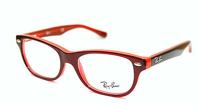 Spectacles Frame Rayban Rb 1555 In Celluloid When He Was A Child New