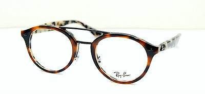 Spectacles Frame Rayban RB 5354 in Celluloid Vintage Style New in Discount