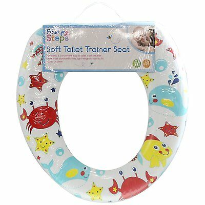First Steps weich Toilette Trainer Sitz (FS016)