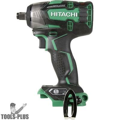 Hitachi WR18DBDL2P4 18V Li-Ion Brushless 1/2'' Impact Wrench (Tool Only) New