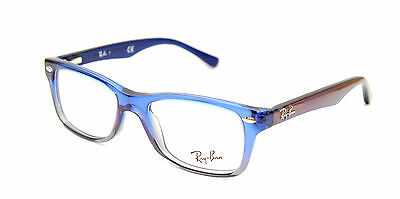 Spectacles Frame Rayban Rb 1531 In Celluloid When He Was A Child New