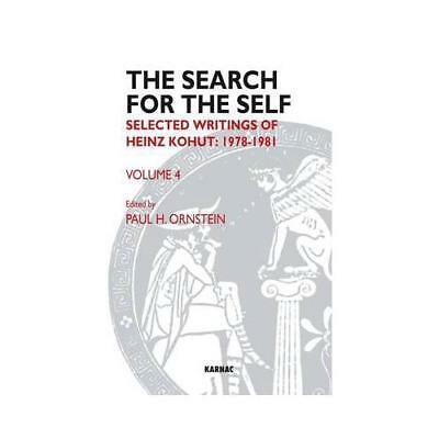 The Search for the Self, Volume 4 by Heinz Kohut