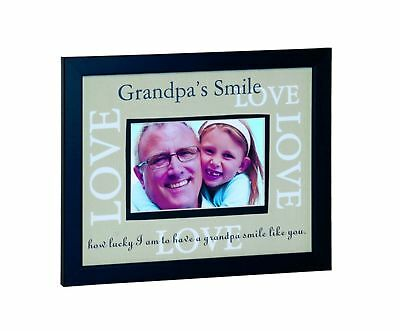 The Grandparent Gift Co. Grandpa's Love Frame