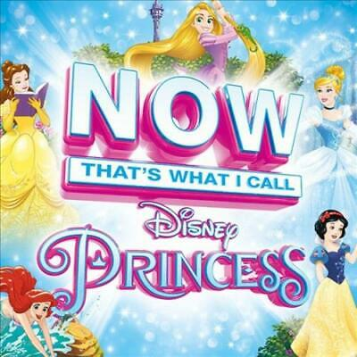 Various Artists - Now That's What I Call Disney Princess New Cd