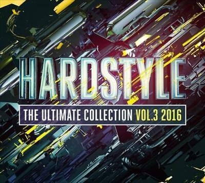 Various Artists - Hardstyle: The Ultimate Collection 2016, Vol. 3 New Cd