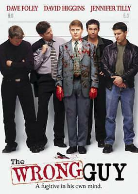 The Wrong Guy New Dvd