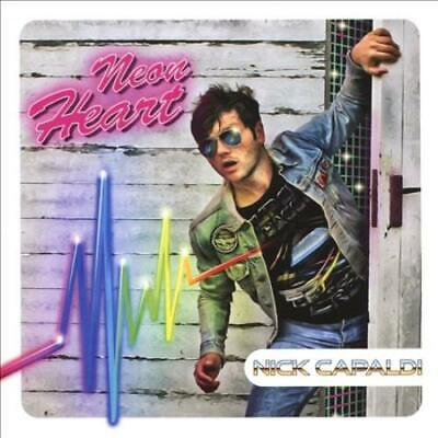 Nick Capaldi - Neon Heart New Cd