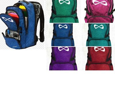 Nfinity Cheer,Sport,Gym Backpack Sparkle Various Colours  New £77.99
