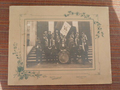 Rare Photo Conscrits Chatillon Sur Loire Photo Ch Evezard