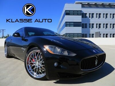 2008 Maserati Other Base Coupe 2-Door 2008 Maserati GranTurismo Coupe Low Miles Custom Wheels Priced to Sell Must See!