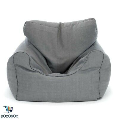 Bean Bag Extra Large Armchair 300L Luxury Sofa Chair Seat Beanbag Lounge Couch