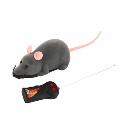US For Cat Puppy Gift Toy Wireless Remote Control RC Electronic Rat Mouse Mice