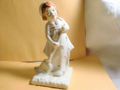 Royal Doulton Figurine Helping Mother