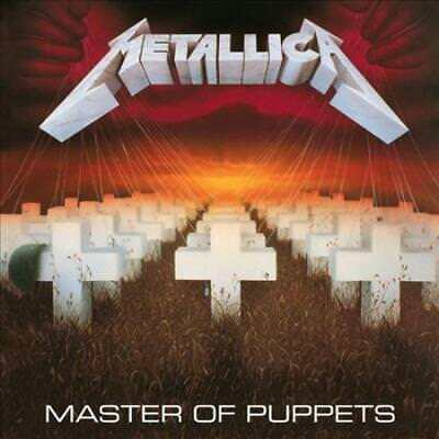 Metallica - Master Of Puppets [30Th Anniversary Edition] [1 Cd] New Cd