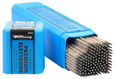 Forney 30805 E7018 Welding Rod, 1/8-Inch, 5-Pound