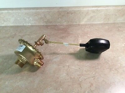 """Walters Float Valve With Float 1"""""""