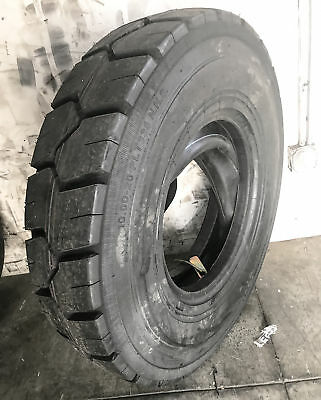 10.00-20 16pr Duramax Forklift Tires (2 Tire+Tube-Flap) 10.00x20 1000-20 1000x20
