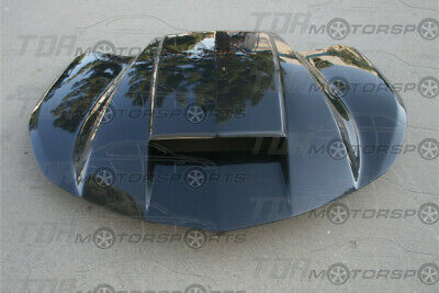 ANDERSON COMPOSITES 16-18 Camaro Double-Sided Carbon Fiber Hood CP