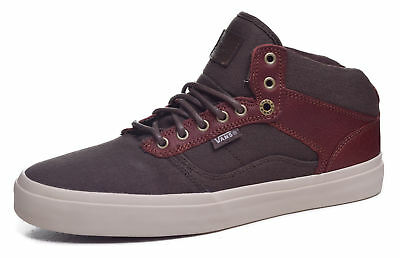 2a0a07ac25b New VANS BEDFORD + (Leather) Henna - MEN S SKATEBOARDING SHOES SIZE 7