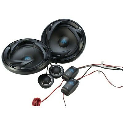 2 X  Autotek ATS65C ATS Car Audio Speakers Pair