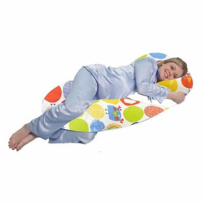 12 Ft Maternity Pillow And Case - Summer Owl