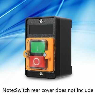 Durable Machine Drill ON/OFF Push Button Switch Water Proof for 10A 380V KAO-5