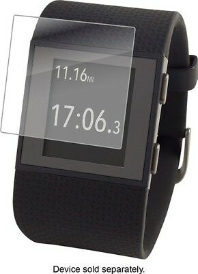 ZAGG Fitbit Surge InvisibleShield HD Clear Screen Protector Extreme Impact New