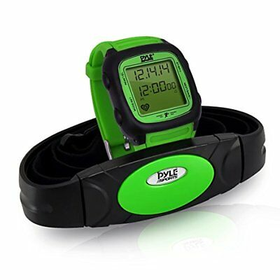 PHRM76GN Multi-Function Speed and Distance Digital Watch Heart Rate Monitor