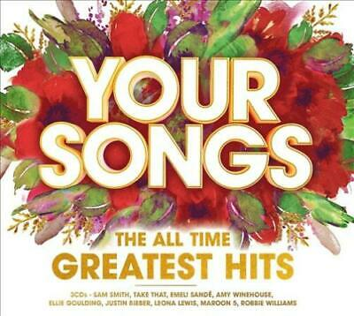 Various Artists - Your Songs: The All-Time Greatest Hits [Digipak] New Cd