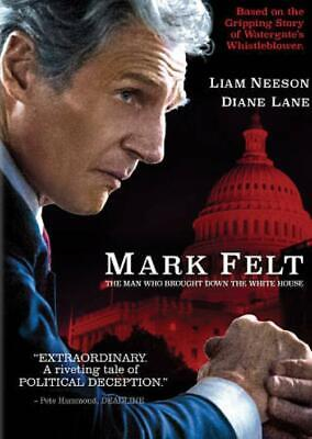 Mark Felt: The Man Who Brought Down The White House New Dvd