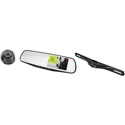 Full HD 1080p DVR Dual Camera Video Driving System, Rearview/Parking Assist